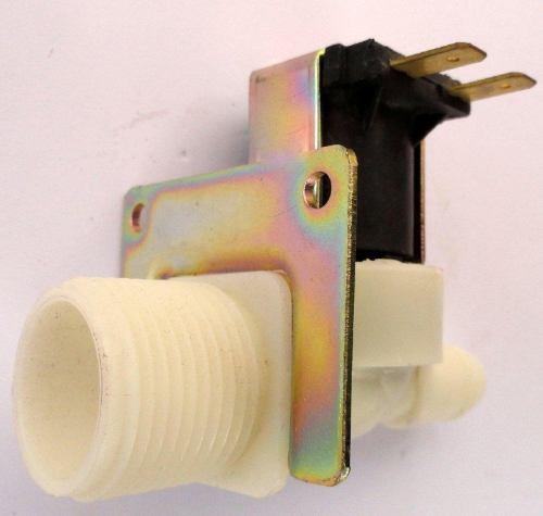 válvula solenóide água 110/220v irrigação, caixa, etc
