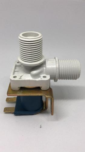 válvula solenoide agua irrigação estufa jardim 1/2 saída1/2