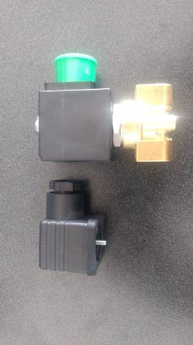 valvula solenoide alta presion 1/4 1400 psi npt 120vitaliana