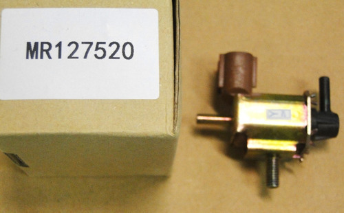 valvula solenoide egr l200 triton dakar 3.5 gasol / flex
