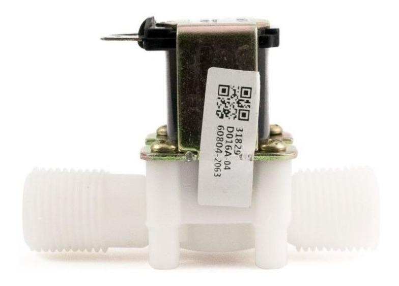 Solenoide arduino 12v