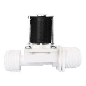 Valvula Solenoide Eletrica 180º 3/4 110 127 220v Vazao Agua