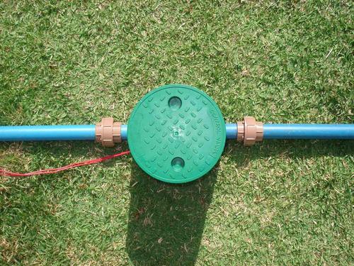 válvula solenoide hunter - pgv 1 polegada para irrigação