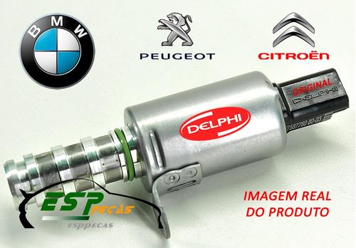 válvula solenoide original delphi bmw minicooper 11367604292