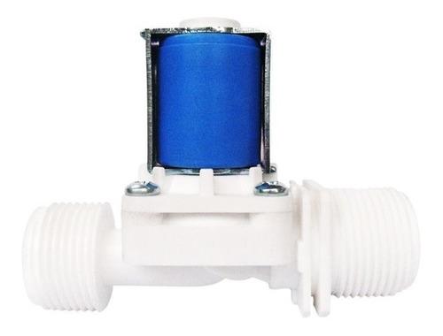 valvula solenoide para agua irrigacao 220v 3/4 - 4 peças