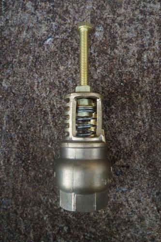 valvula sucção 3/4 bronze carneiro hidraulico bomba de agua