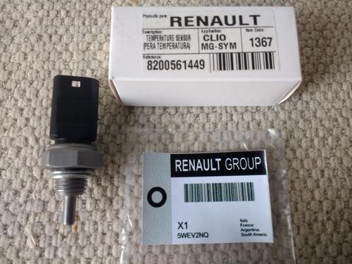 válvula temperatura renault twingo symbol logan megane clio