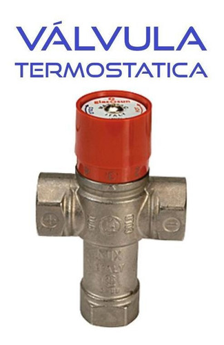 valvula termostática italiana