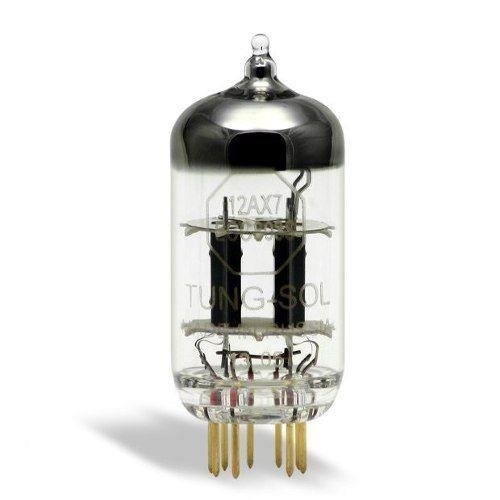 valvula tung sol 12ax7 para mic 200 pre amplificador russia