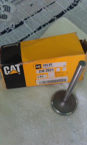 valvulas de admision caterpillar originales motor 3304/3306