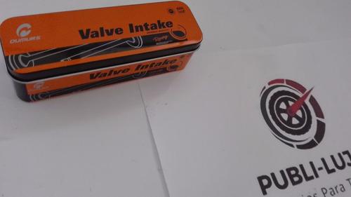 valvulas kit bws 125 juego x 2 homologadas envio gratis