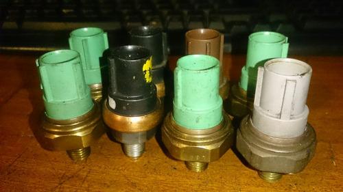 válvulas originales de precion de aceite dirección honda 2 p