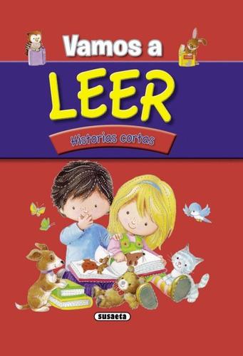 vamos a leer historias cortas(libro infantil)