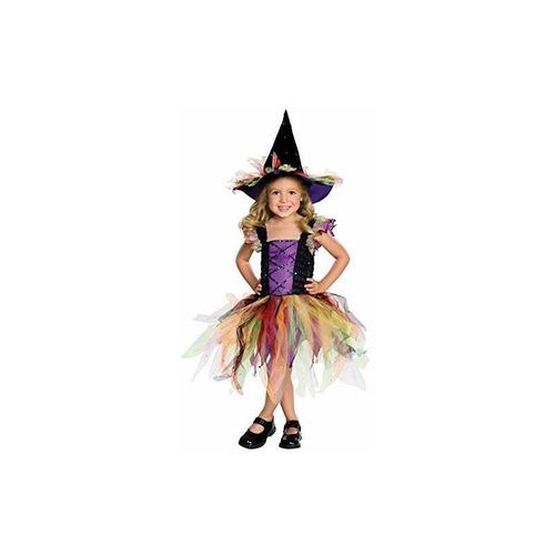 vamos a pretender disfraces de bruja de childs glitter, todd