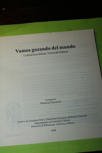 vamos gozando del mundo la picaresca chilena textos folklore