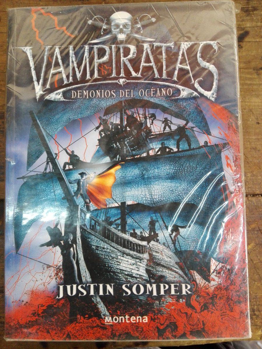 vampiratas demonios del oceano