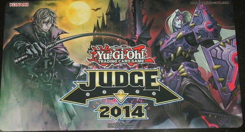 vampire judge 2014 playmat