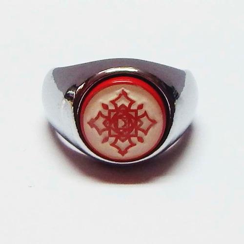 vampire knight anillo giratorio yuuki zero cross 1.9cm