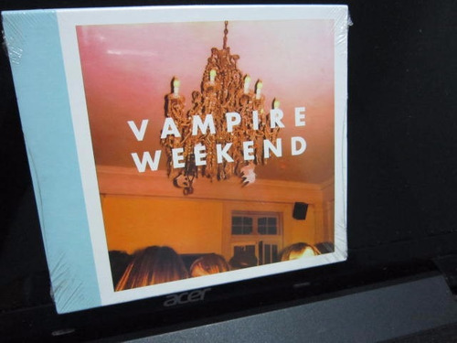 vampire weekend, cd vampire weekend, 2007 lacrado import