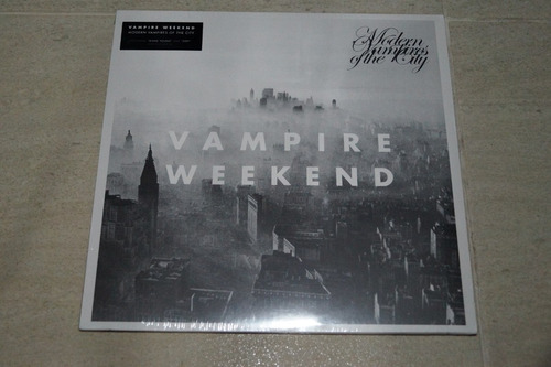 vampire weekend modern vampires of th vinilo rock activity