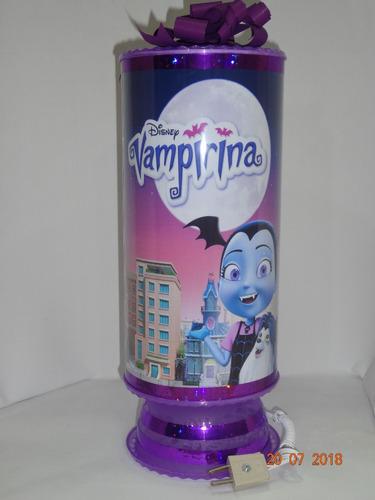 vampirina centros de mesa 15+1 de regalo 16lámparas 38cm alt