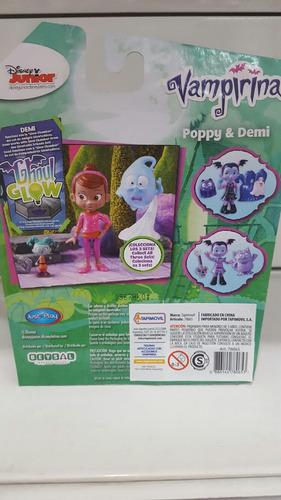 vampirina muñeca con accesorios disney junior tv july toys