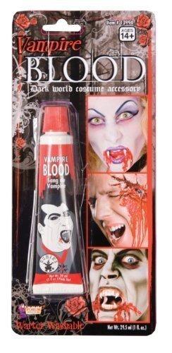 vampiro tubo de sangre