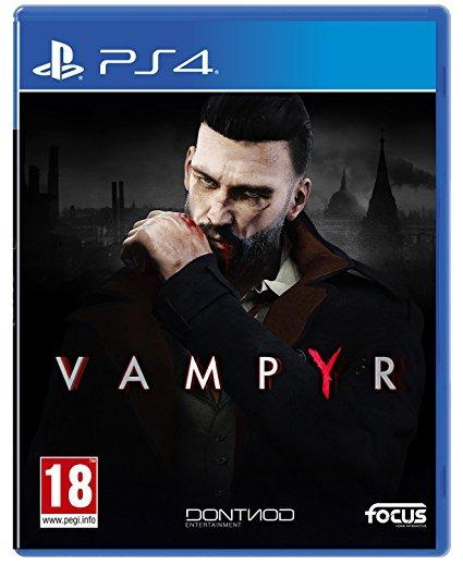 Vampyr Juegos Gratis Digital Para Ps4 U S 34 99 En Mercado Libre