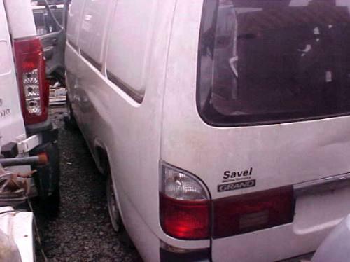 van besta gs 3.0/ 2.7 gran - kia - 2005 -  sucata/peças