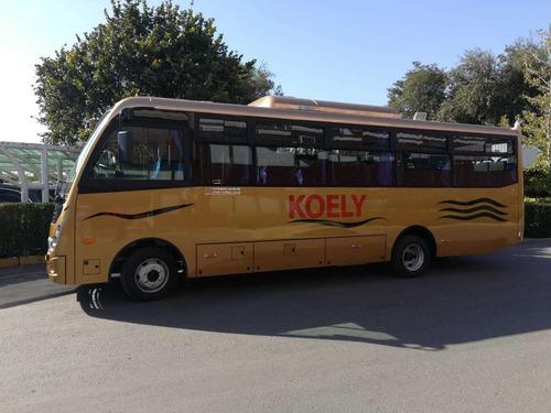 van, buses traslado