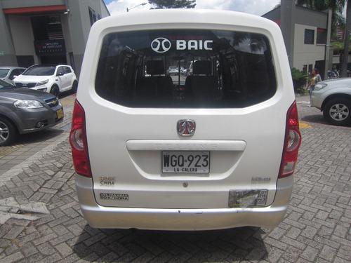 van cargo - baic