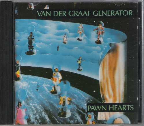 van der graaf generator pawn hearts (ex+)(uk) cd import*