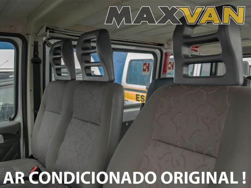 van escolar   ar condicionado   maxvan