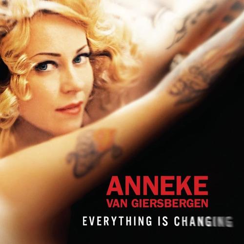 van giersbergen anneke everything is changing cd nuevo