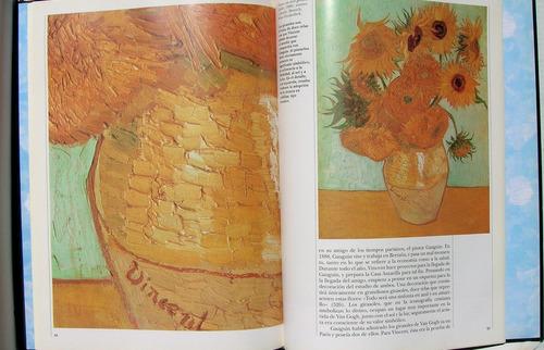 van gogh el impresionismo libro mexicano 1999