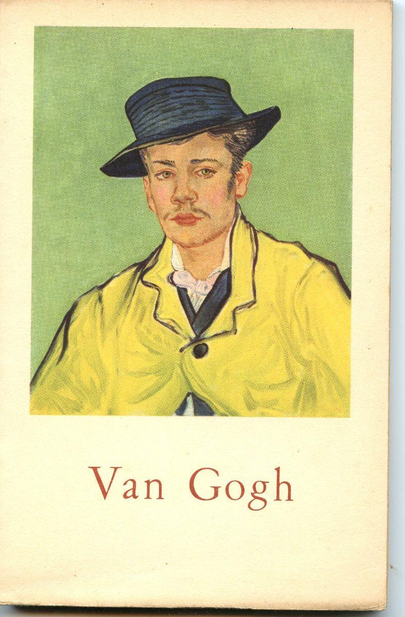 Znalezione obrazy dla zapytania Frank Elgar Van Gogh