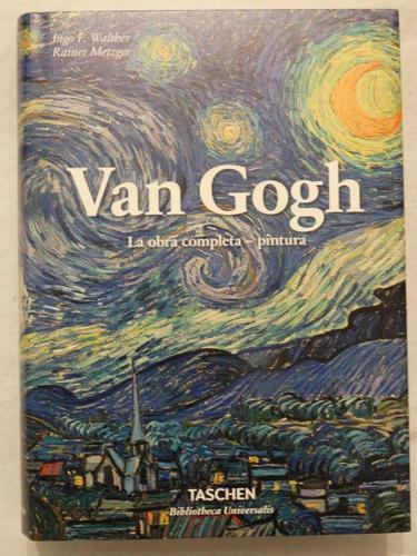 van gogh - obra completa pintura - walther - taschen - nuevo