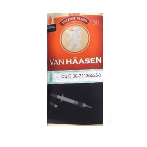 van haasen intense blend tabaco pack x5 armar tabaco natural