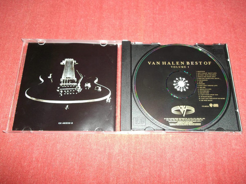van halen - best of vol. 1 cd nac ed 1996 mdisk
