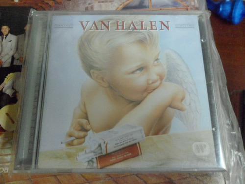 van halen - cd album - mcmxxxiv