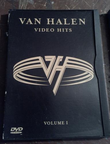 van hallen dvd origonal video hits