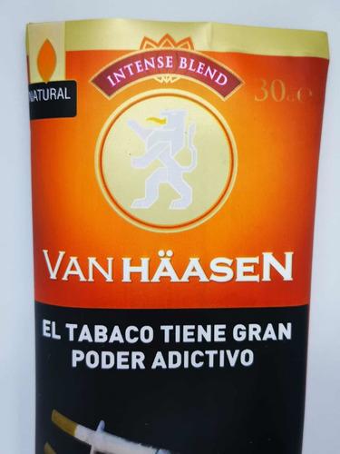 van hassen tabaco para armar x15 intense naranja van haasen