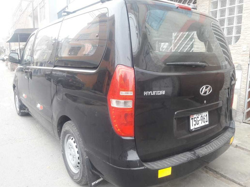 van hyundai h1 2013 impecable (a/c)