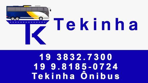 van m.benz sprinter cdi 313 08/08 com ar tekinha ônibus