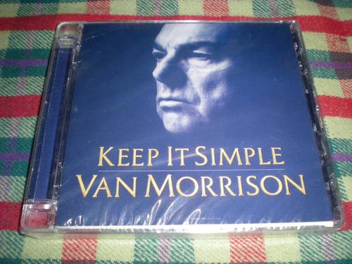 van morrison / keep it simple - nuevo cerrado ri6