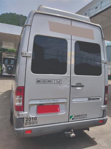 van sprinter 413 / 2010 19l luxo