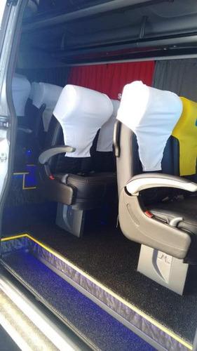 van sprinter 415 executiva seminova único dono só turismo