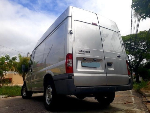 van transit bau curto ford à diesel 2011