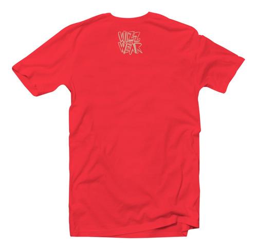 vandal squad - camiseta wizz para hombres.