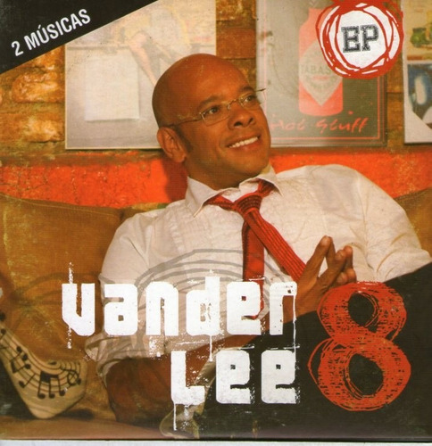vander lee cd single promocional 2 versões - lacrado